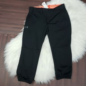 Under Armour Workout/Casual Fitted Capri P…